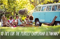 10 tips for the perfect campervan getaway